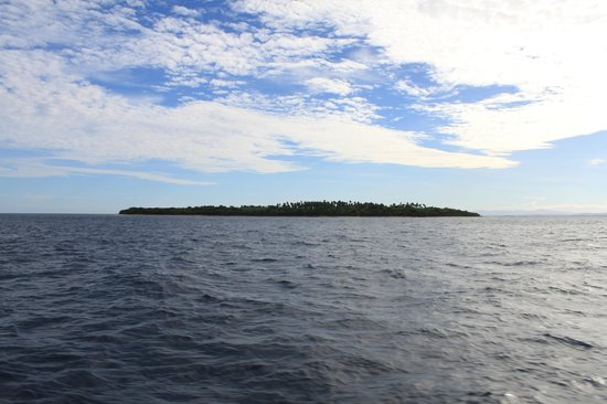 Bounty Island Resort: Bounty Island