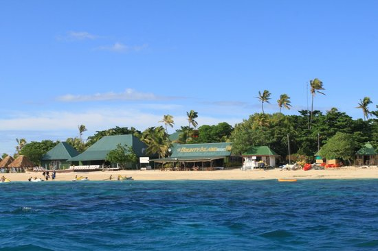 Bounty Island Resort: Bounty Island 2010