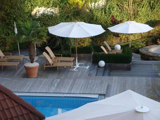 KOLLER's Hotel: gemütlich am Pool