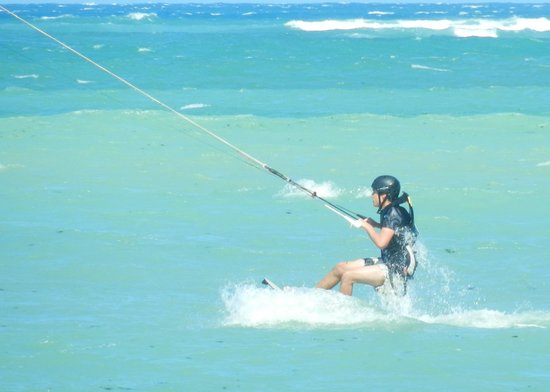 Kiteboarding School of Maui: Success at Kiteboarding!