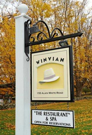 Winvian: Entrance