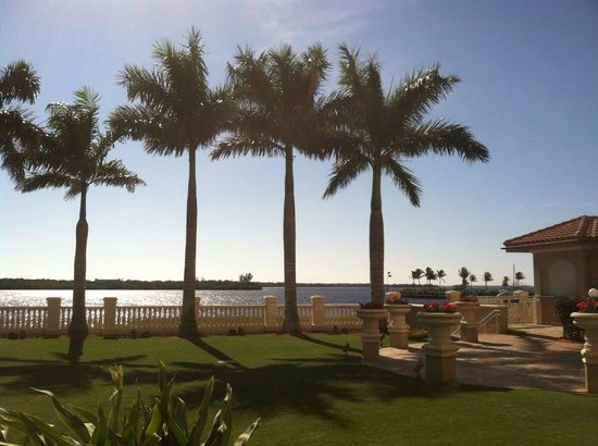The Westin Cape Coral Resort At Marina Village: View of the hotel grounds