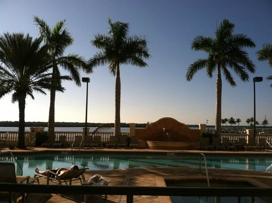 The Westin Cape Coral Resort At Marina Village: Hotel Pool