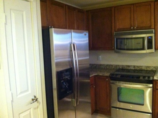 The Westin Cape Coral Resort At Marina Village: Stainless steel appliances