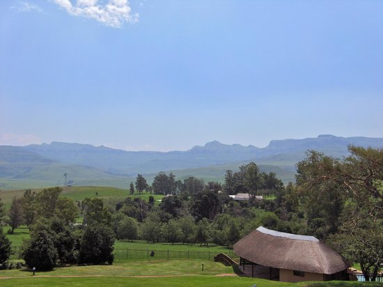 Montusi Mountain Lodge: Beautiful view