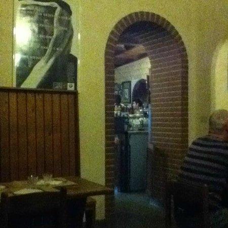 Taverna del Falco: Interno del Locale