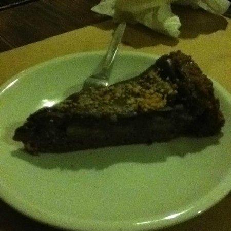 Taverna del Falco: Torta Pere e Cioccolato