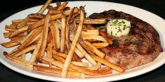 Rusty Horse Tavern: Ribeye Steak