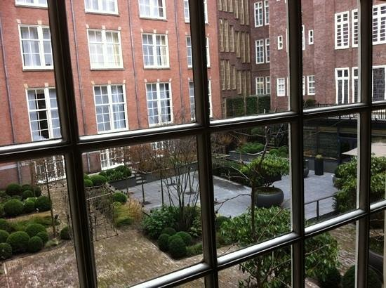 Sofitel Legend The Grand Amsterdam: Inner courtyard