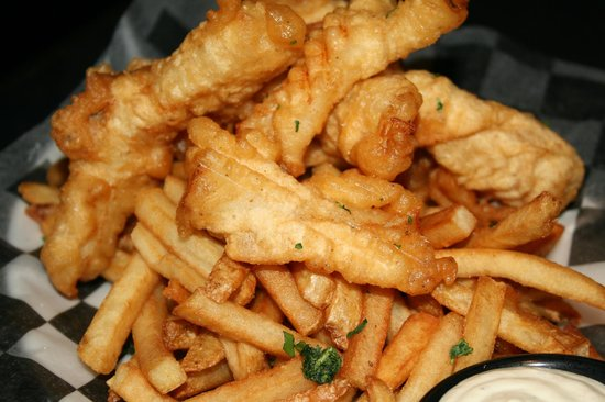 Rusty Horse Tavern: Fish and Chips