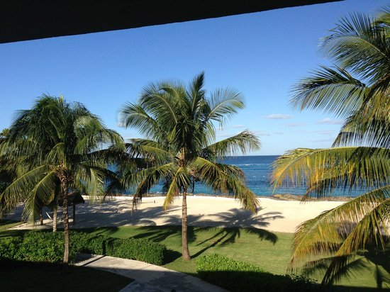 Presidente Inter-Continental Cozumel Resort & Spa: Nothing like waking up to this every morning