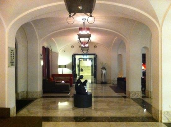 ‪‪Sofitel Legend The Grand Amsterdam‬: Entry hall