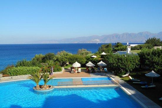 Elounda Mare Relais & Chateaux hotel: Aussicht vom Zimmer