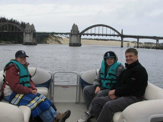 Land of the Chinook Adventures: Florence Bridge