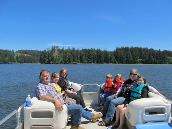 Land of the Chinook Adventures: Nice day on the Siuslaw