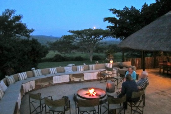 Fugitive's Drift Lodge and Guest House: Boma