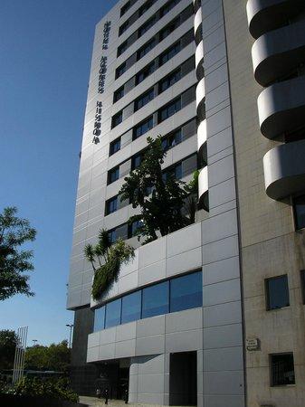 Hotel Açores Lisboa: A high rise hotel