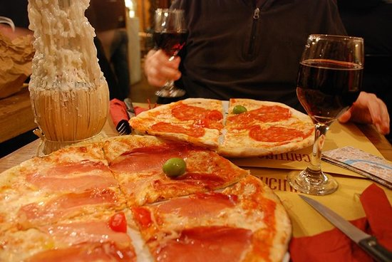 A Very Good Wine Picture Of Cantina E Cucina Rome