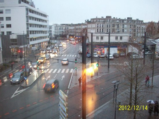 Inter-Hotel Salvator : view from room