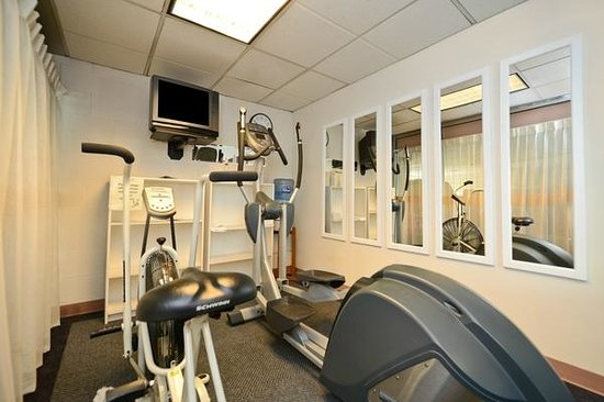 Americas Best Value Inn Missoula: Exercise Room