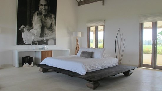 Villa Babar: l'une des chambres