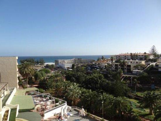 Hotel Folias: Aussicht 4. OG