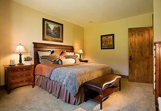 Cimarron Townhomes: Guest Room