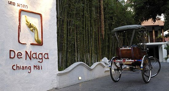 De Naga Hotel: Leadgraphic