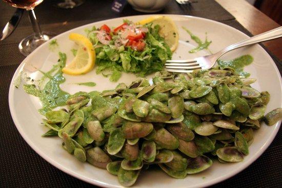 special dish - picture of la cuisine au beurre, marseille
