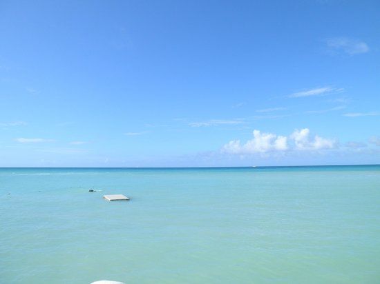 Blue Waters Antigua: How peaceful