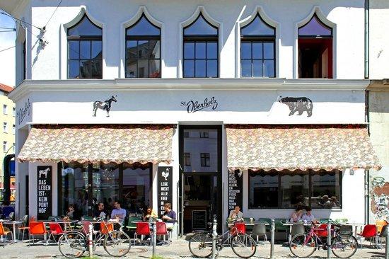 St. Oberholz Restaurant: streetview 