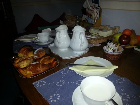Gianna's Bed and Breakfast: colazione