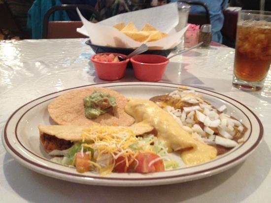 Authentic Mexican Food San Angelo Tx