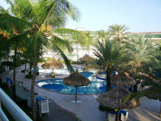 Isla Caribe Beach Hotel: The Real Area