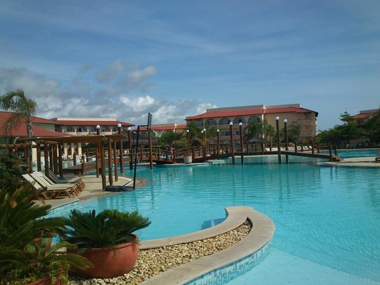 Grand Palladium Imbassai Resort & Spa: LA PILETA GENERAL
