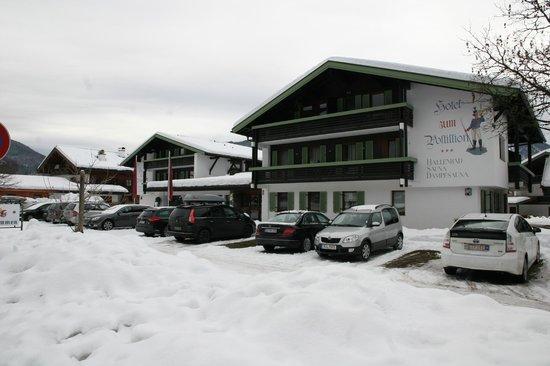Hotel Zum Postillion: Vorderansicht Hotel