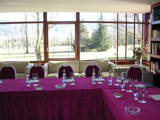 Chalet del Golf: MEETING ROOM