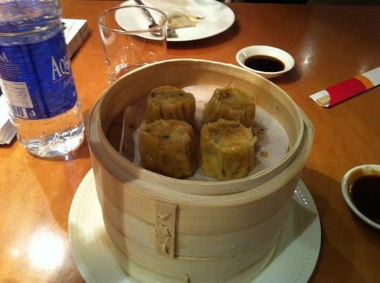 The Noodle House: chicken dimsum