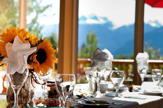 The Coast Hillcrest Resort Hotel Restaurant: Begbie room