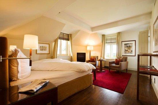 Süllberg Hotel: Suite