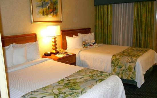 Quality Suites San Luis Obispo: Comfortable beds