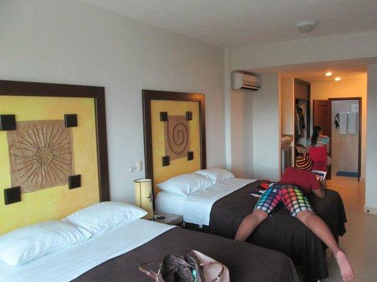 Hotel Kinich: Cuarto