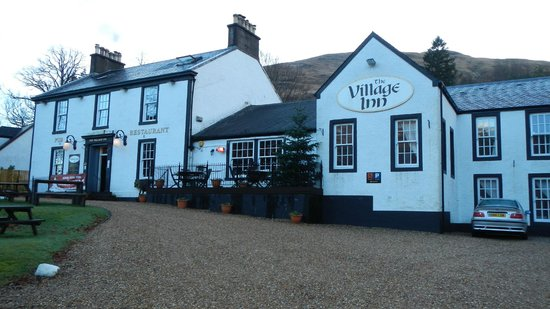 The Village Inn,Arrochar.