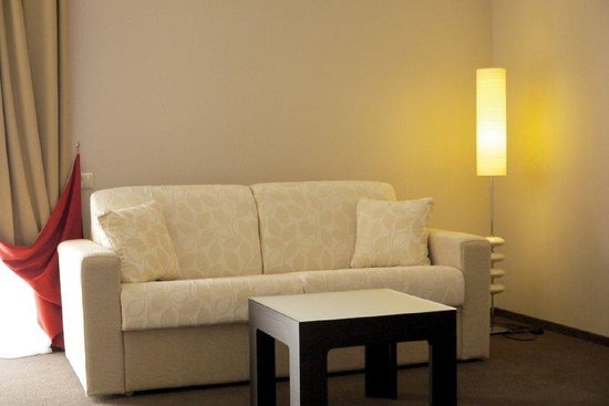 Reikartz Dnеpropetrovsk Hotel: Lounge