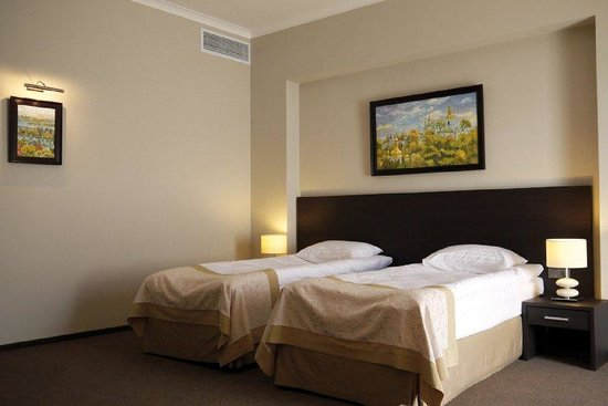 Reikartz Dnеpropetrovsk Hotel: Guest Room