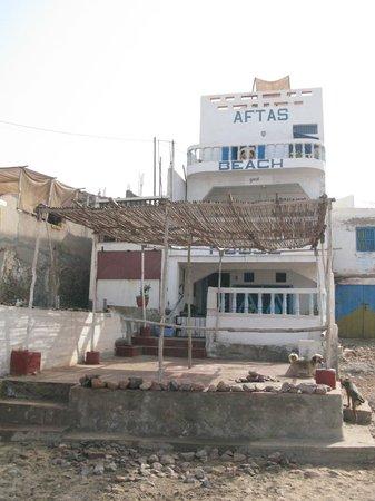 Aftas Beach Guest House : exterior