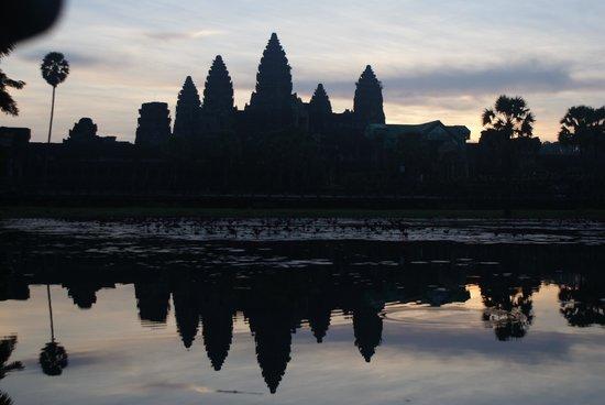New Angkorland Hotel: Angkor 5 rano