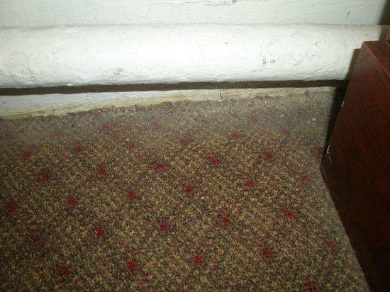 โรงแรมอิมพีเรียลคอร์ท: Detalle de la limpieza