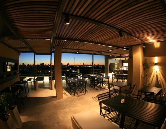 Esplendor Palermo Soho: бар на крыше