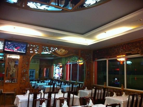 Nova China: decoração genuíno chinesa